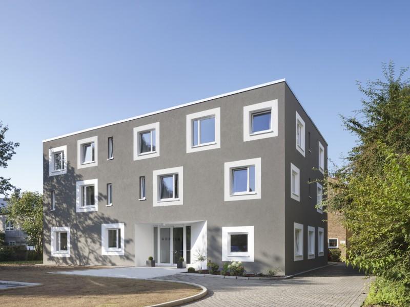 Architekt Bonn Jugendwohnheim Heimstatt e.V.
