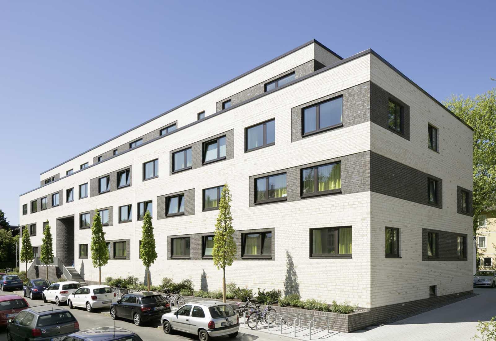 Studentenwohnheim Durusstr. Bonn | Architekturbüro Koenigs und Rütter, Bonn