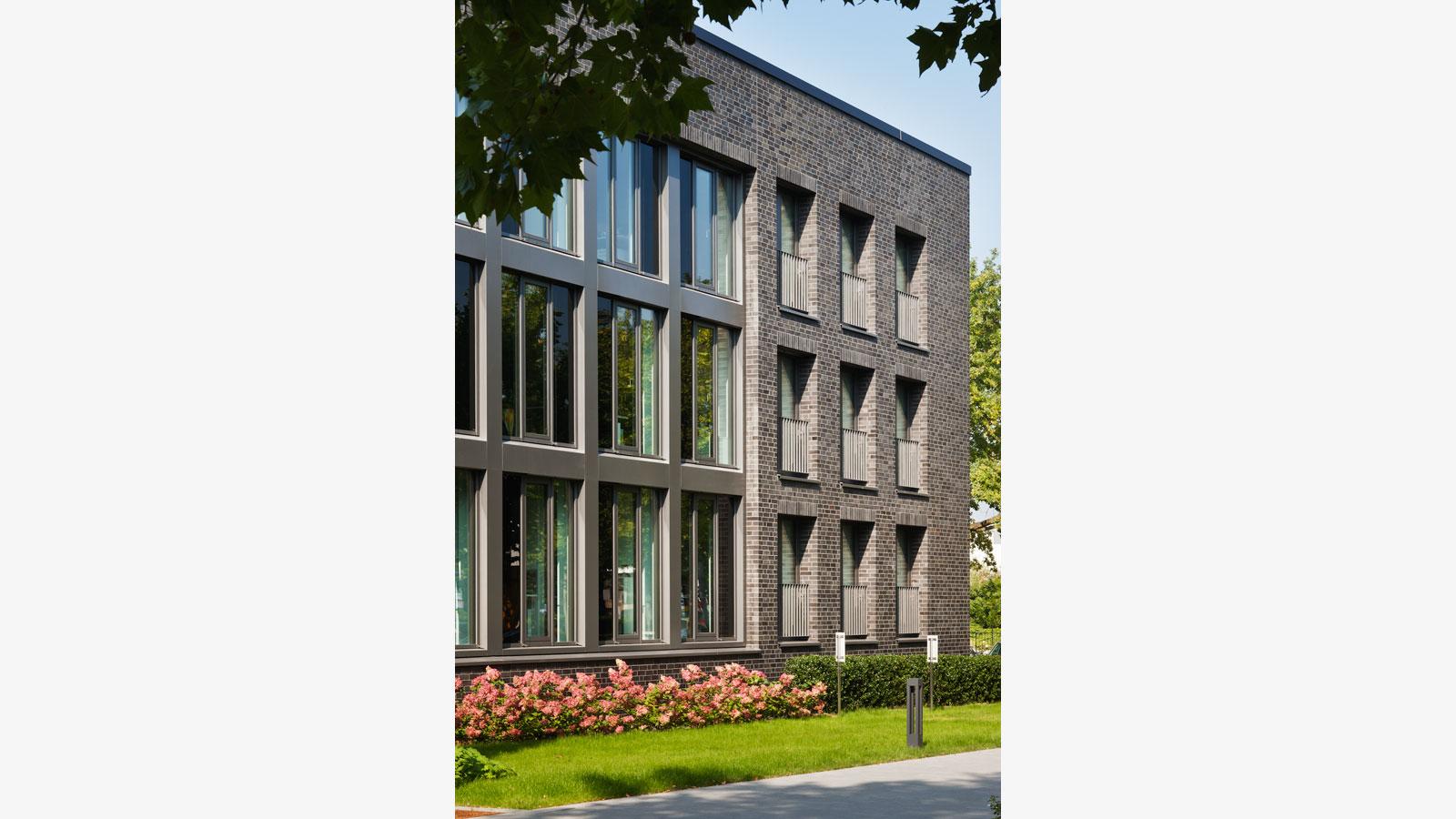 Bürogebäude Godesberger Allee - Koenigs Rütter Architekten Bonn
