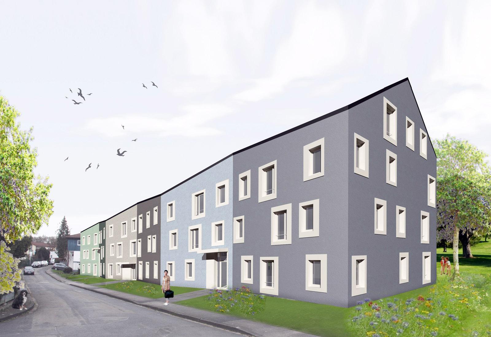 Mehrfamilienwohnhaus Fichtenweg