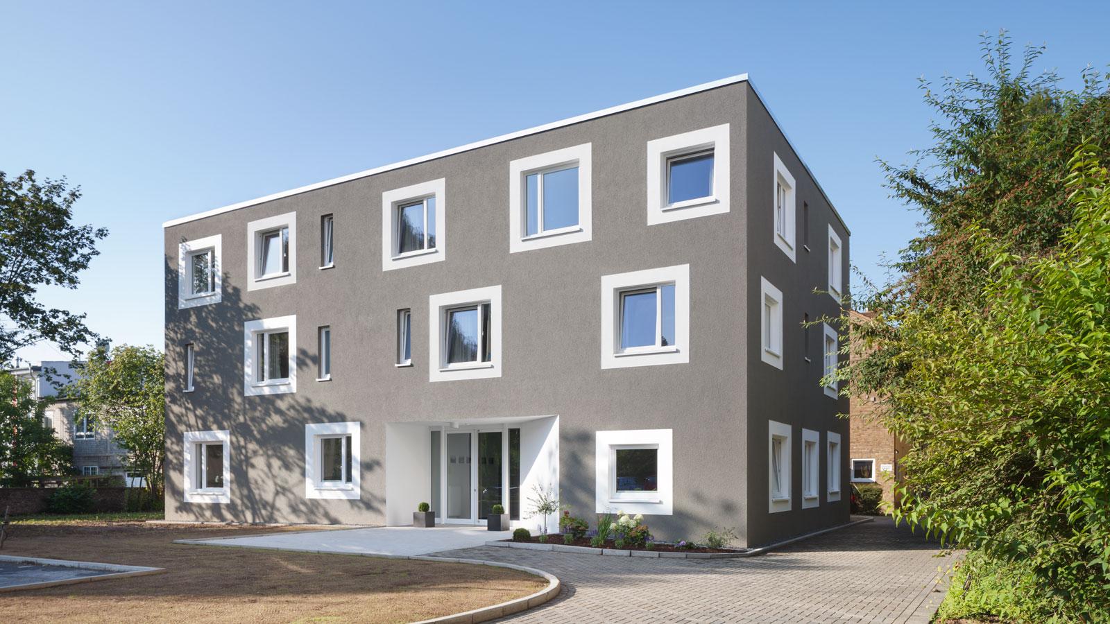 Jugendwohnheim Heimstatt