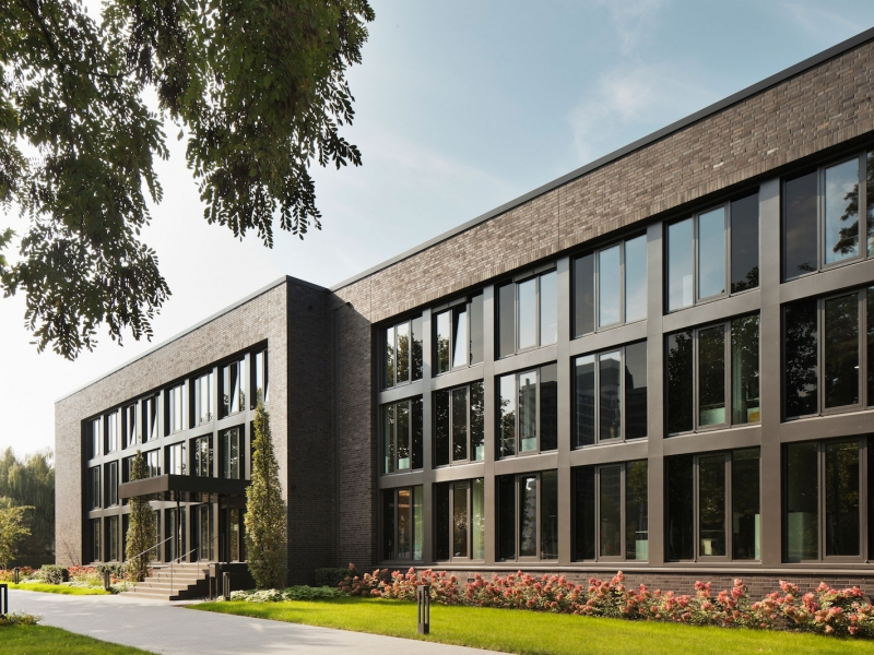 Koenigs und Rütter Bürogebäude Godesberger Allee