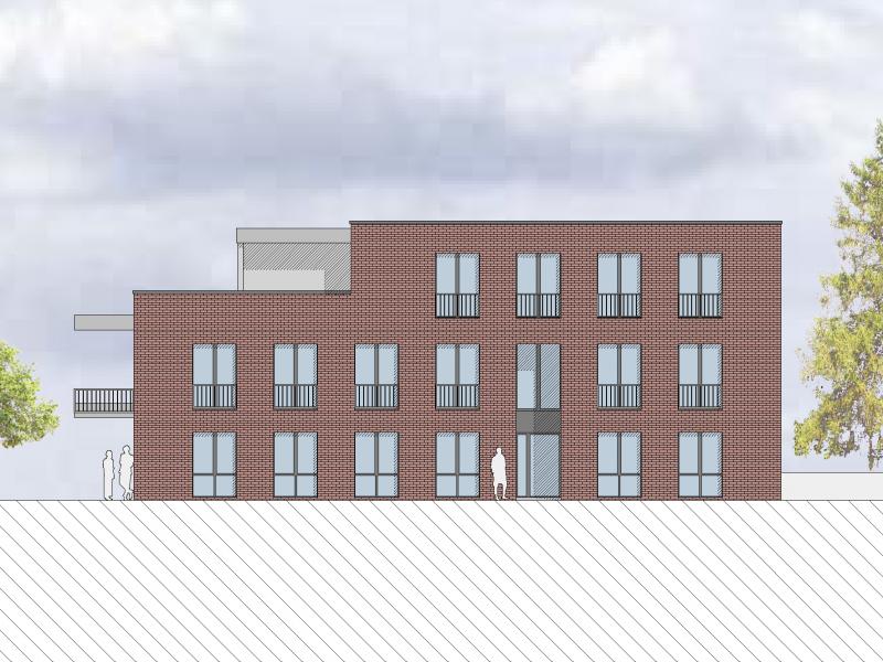 Wohnen im Musikerviertel. Im Haydn-Areal zwischen Richard-Wagner-Straße und Endenicher Straße wird ein neues Wohnquartier realisiert.
