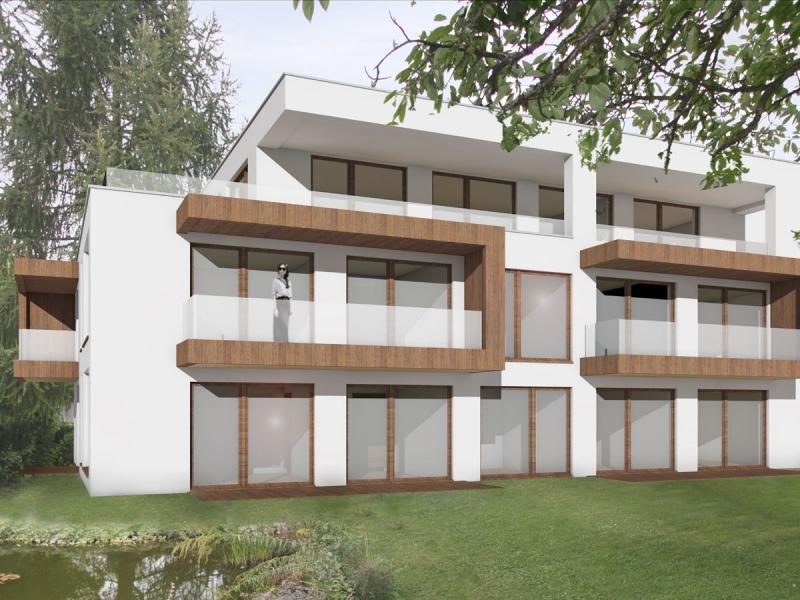 Mehrfamilienhaus Rhenusallee