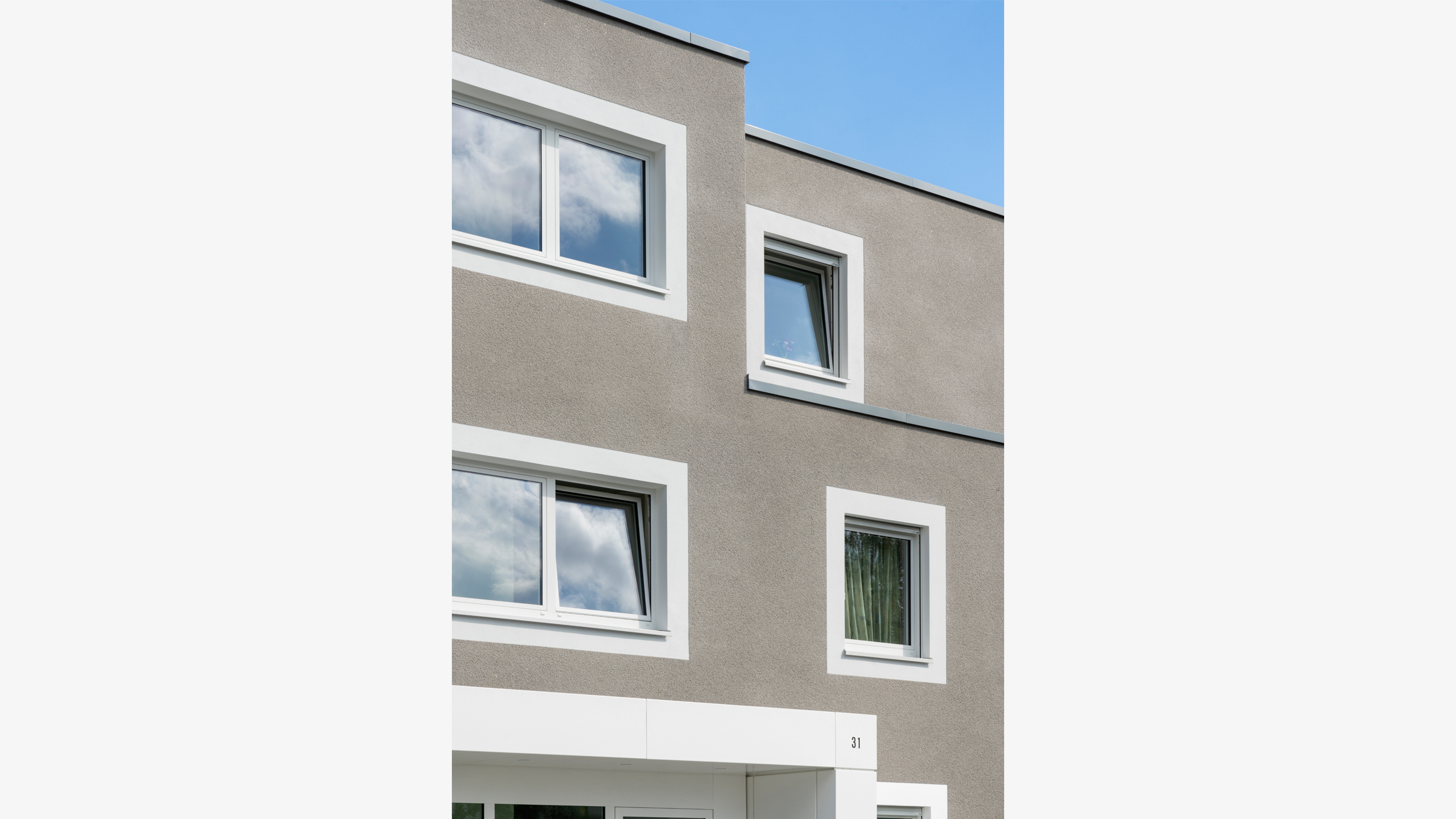 Architekt Bonn Mehrfamilienhaus Rhenusallee, Koenigs Rütter Architekten, Architekt Bonn