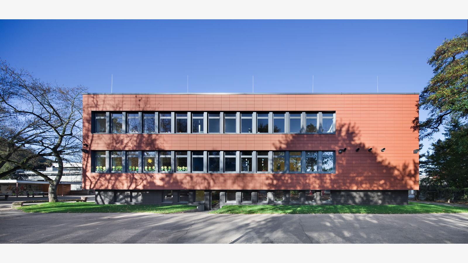 Bodelschwinghschule Friesdorf Energetische Modernisierung Bodelschwinghschule, , Koenigs Rütter Architket