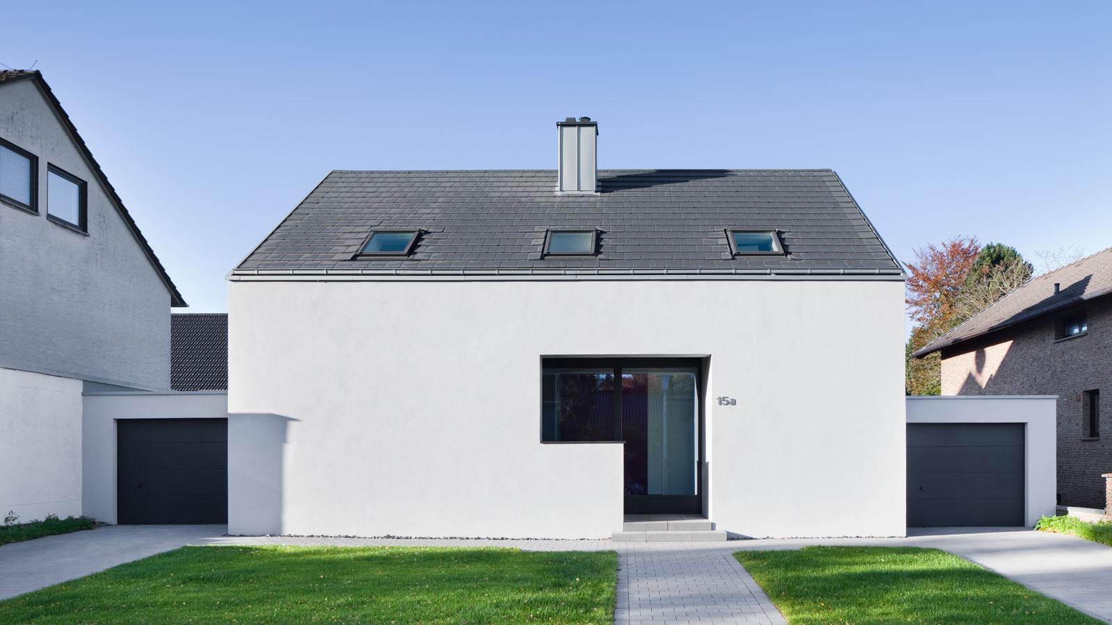 Neubau Einfamilienhaus, Koenigs Rütter Architket