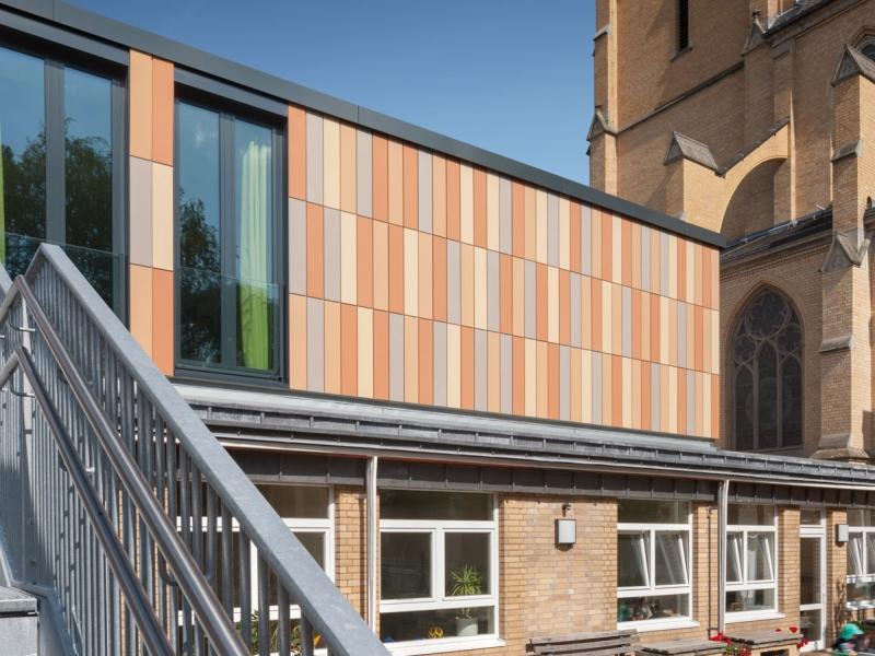 Kindergarten für St. Marien,Architekt Bonn