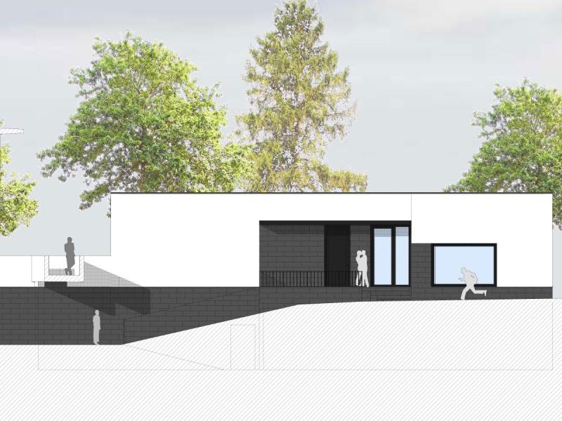 Heißlabor Universitätsklinik, Architekt Bonn