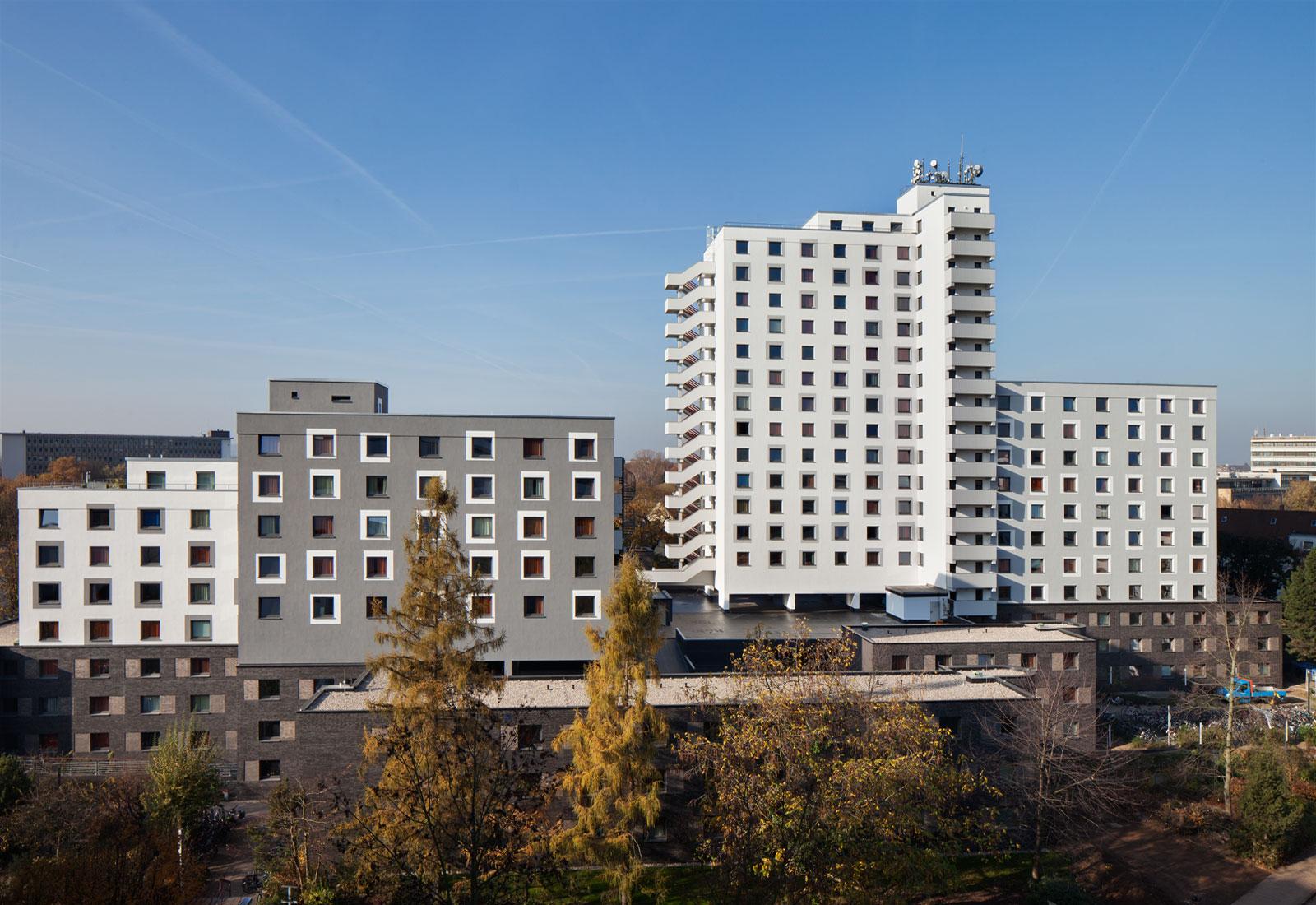 Studierendenwohnheim Römerlager