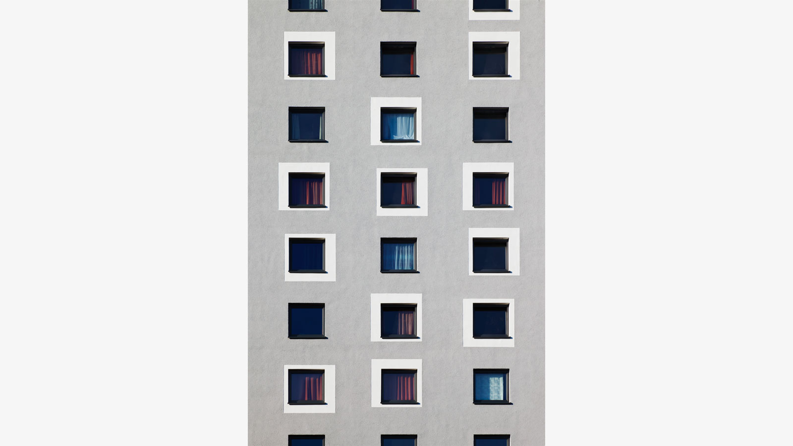 Energetische Modernisierung Studentenwohnheim, Fassade, Koenigs Rütter Architket