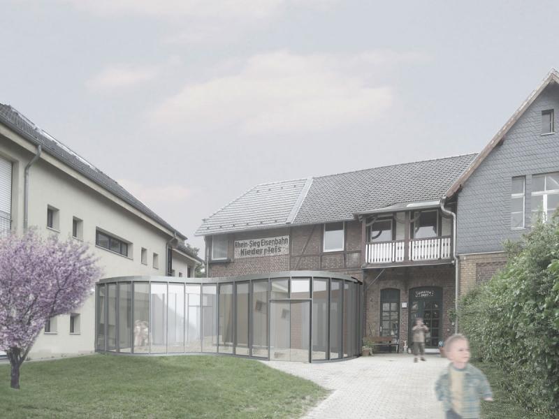 Architekt Bonn Kindergarten St. Augustin