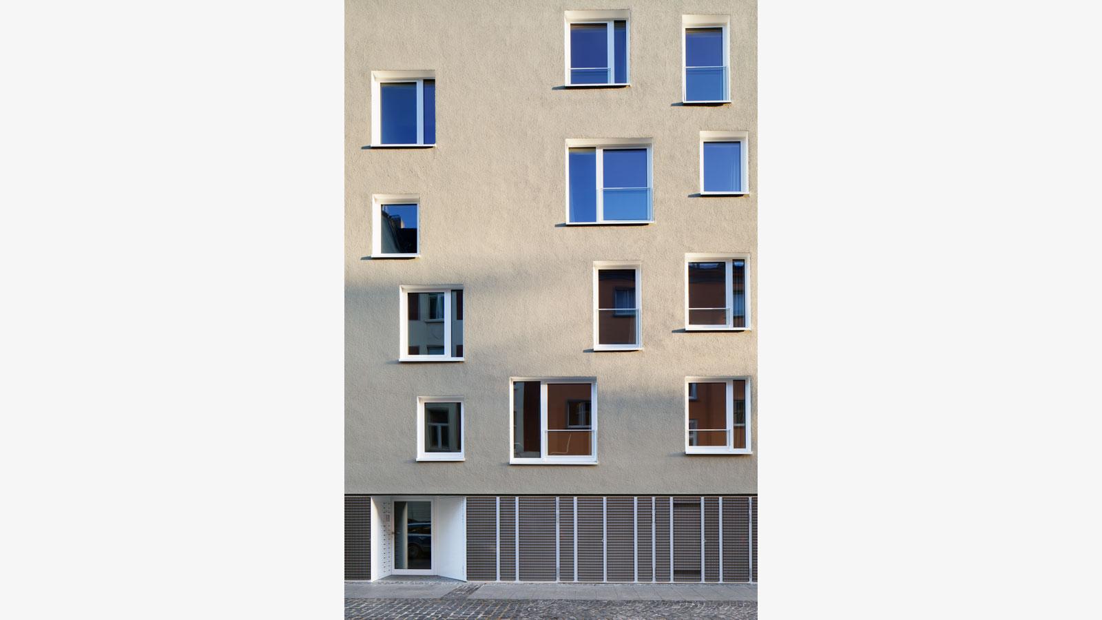 Studierendenwohnheim Krausfeld