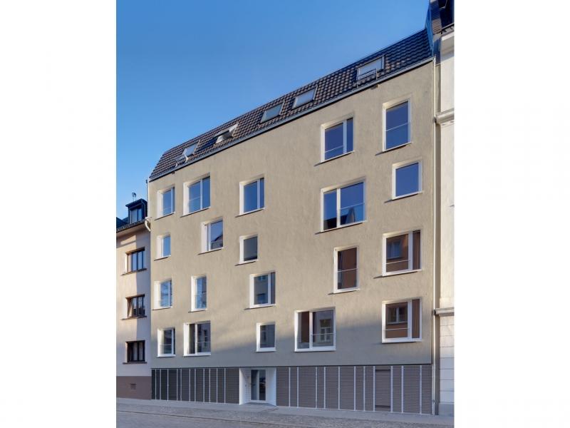 Architekt Bonn Studierendenwohnheim Krausfeld