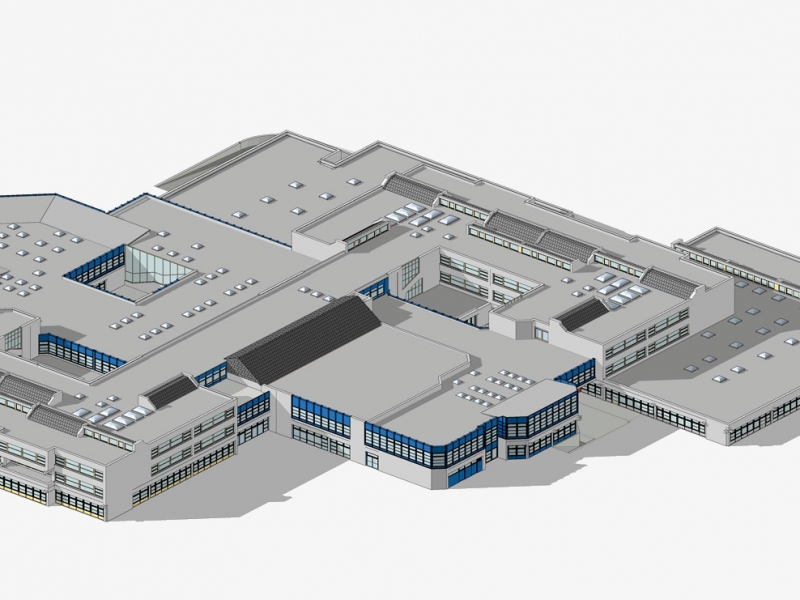 Modernisierung Tabu Gymnasium