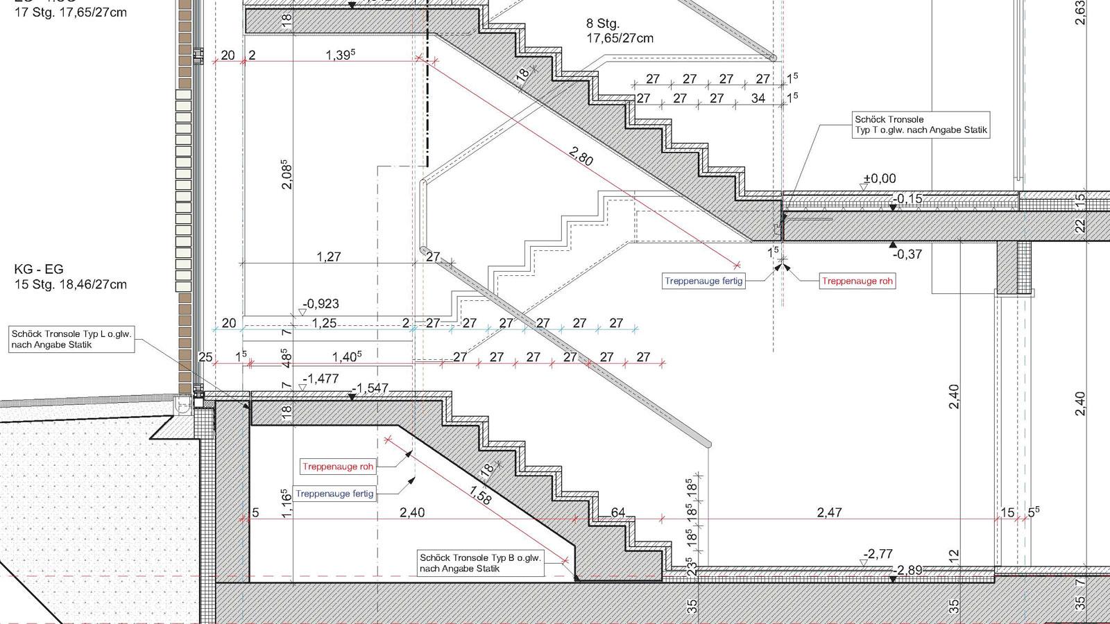 Architekt Bonn Genaue, Planung, Koenigs Rütter Architket