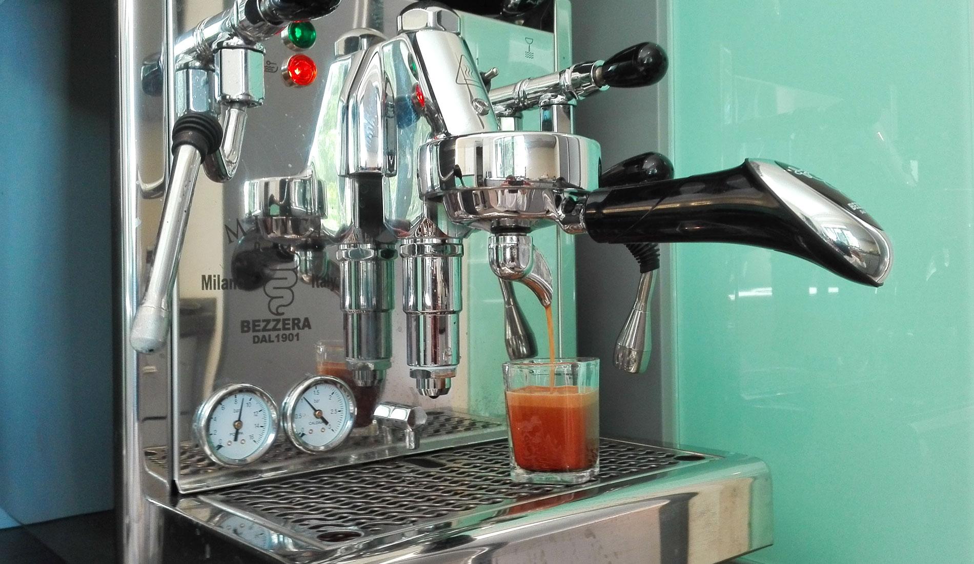 Kaffeepräsenz, Koenigs Rütter Architekten