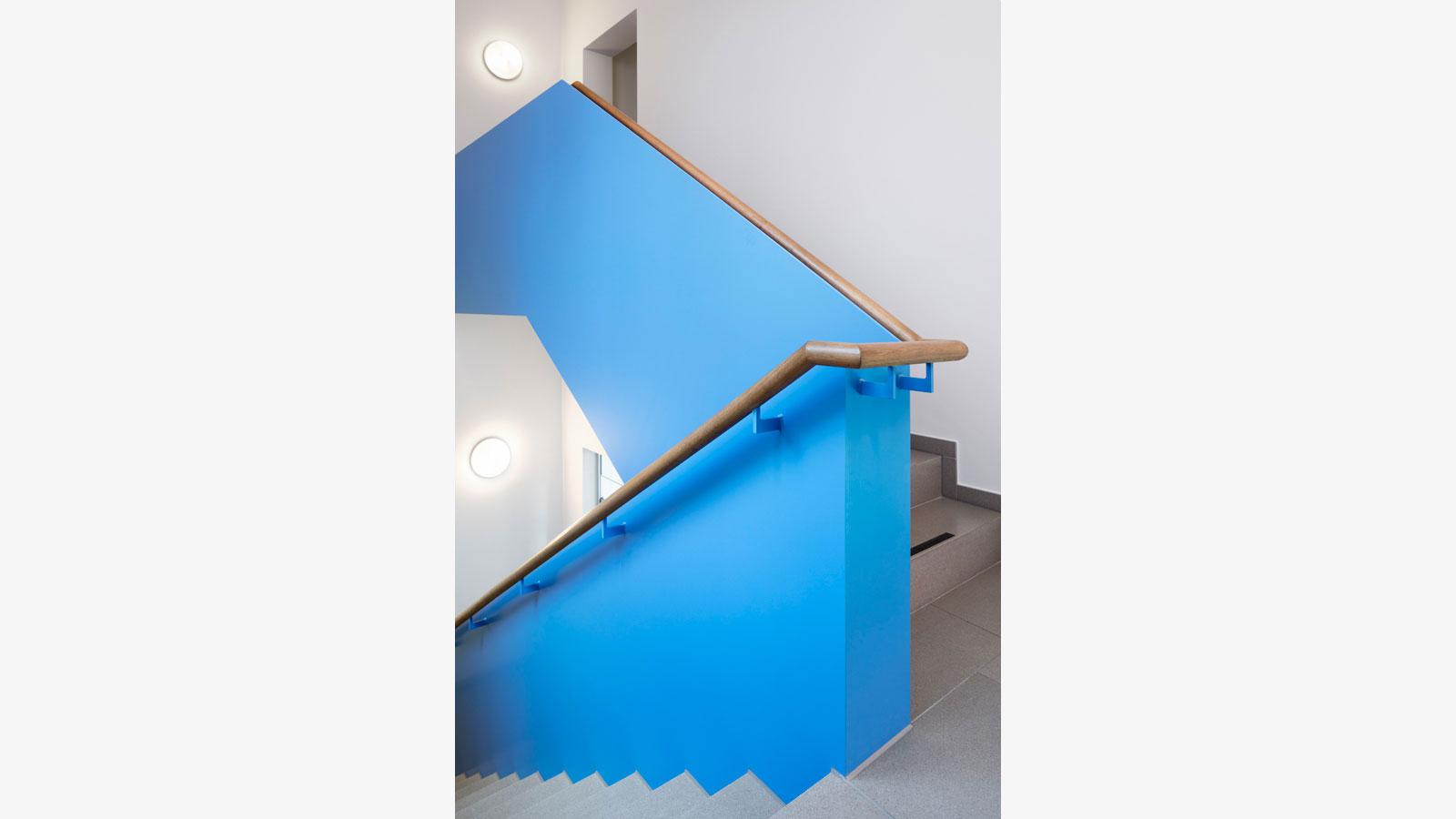 Blaues Haus Adenauerallee