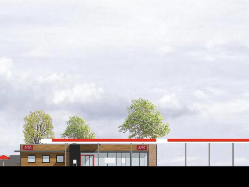 Architekt Bonn Neubau Autohof Bad Hersfeld
