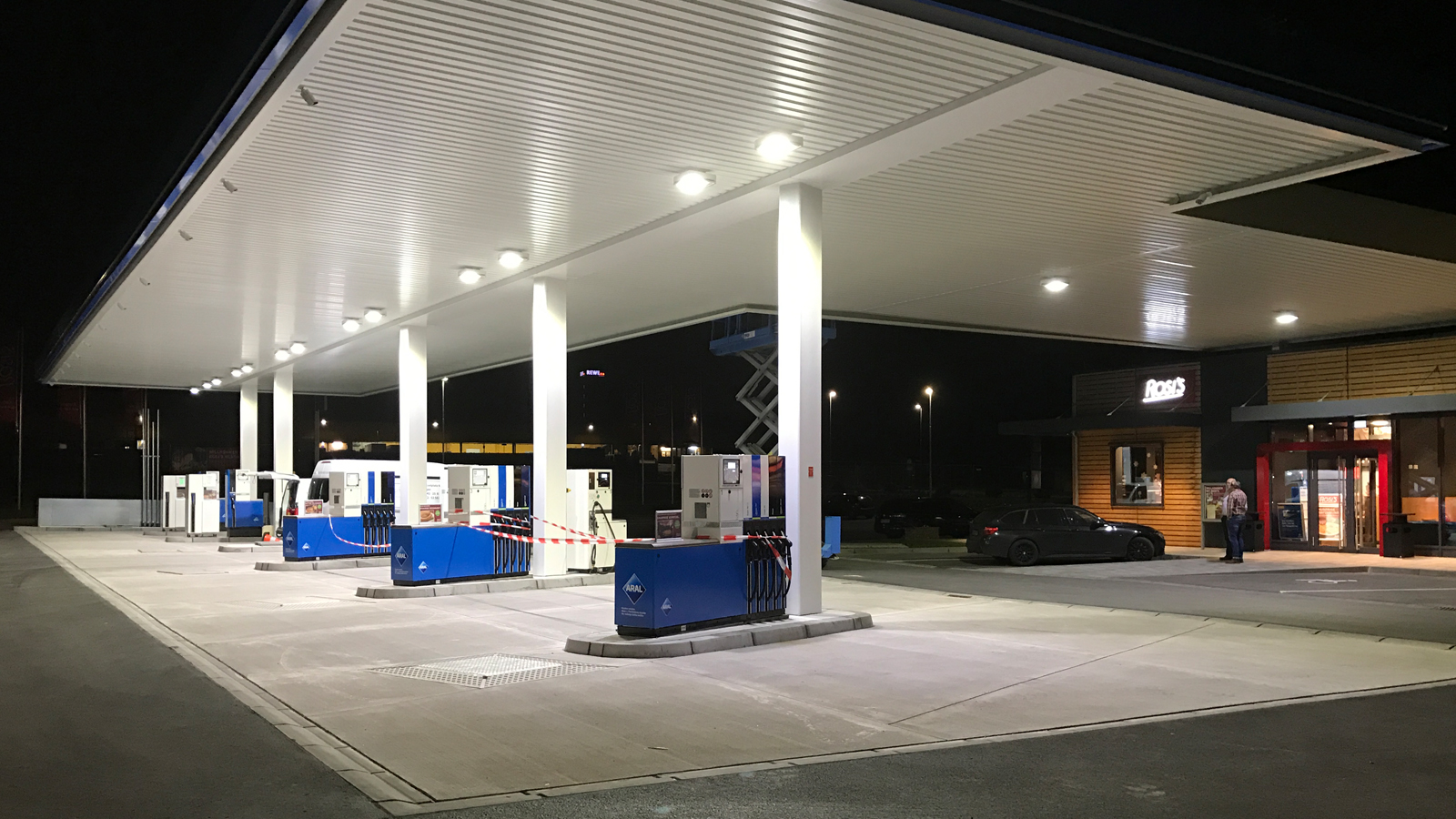 Tankstelle Ober-Rosbach