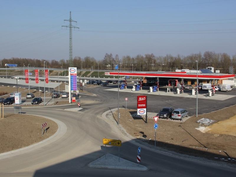 Architekt Bonn Autohof Tankstelle Pilsting