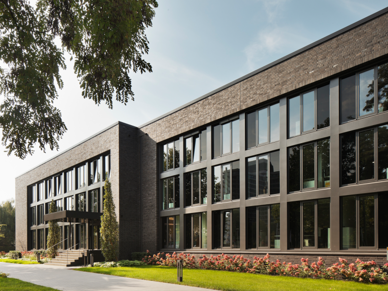 Architekt Bonn Bürogebäude Godesberger Allee - Koenigs Rütter Architekten Bonn