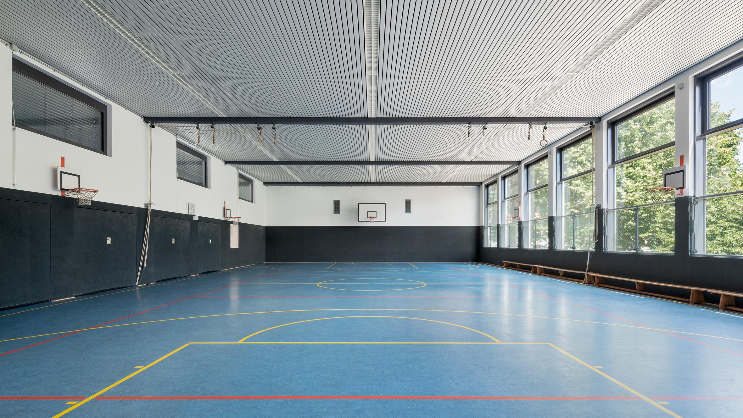Architekt Bonn Sanierung Josefschule Bonn-Beuel Koenigs Rütter Architekten