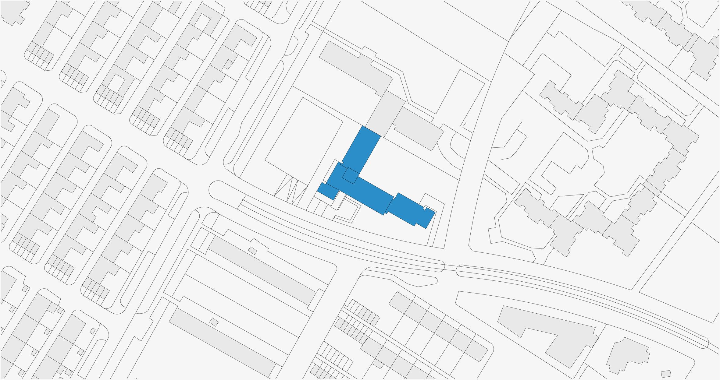 Studierendenwohnheim Pariser Straße, Architekt Bonn