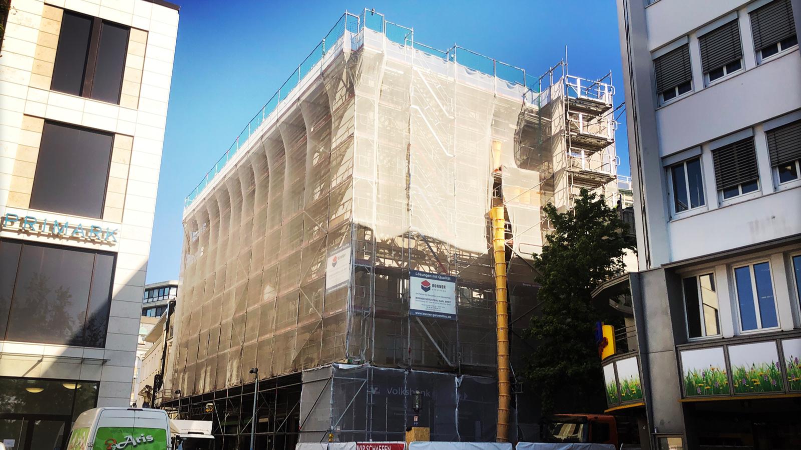 Volksbank - Architekt Bonn - Koenigs Rütter